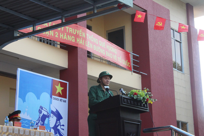 Tiễn thanh niên nhập ngũ, Bí thư Nguyễn Thiện Nhân kể chuyện xưa - Ảnh 5.