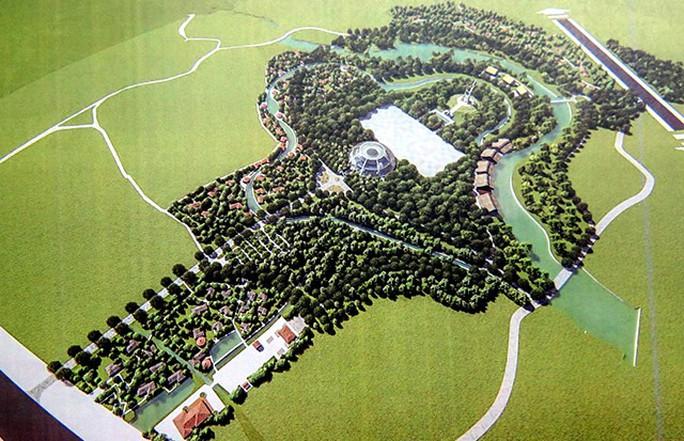 348 tỉ đồng xây dựng Công viên hòa bình Mỹ Lai - Ảnh 1.