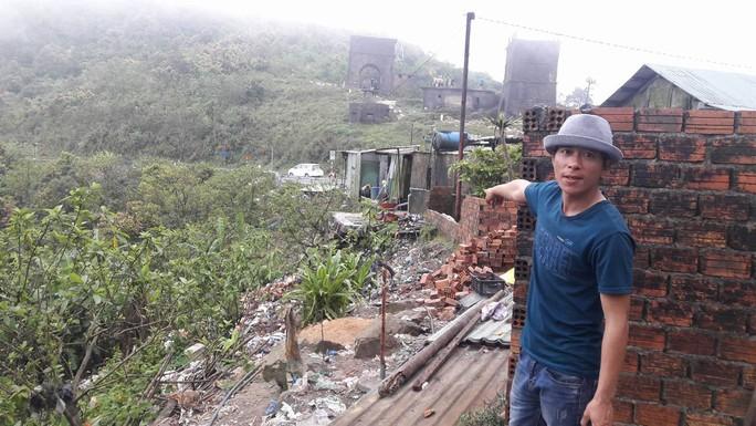 Di tích cấp quốc gia Hải Vân Quan bị rác thải bủa vây - Ảnh 5.