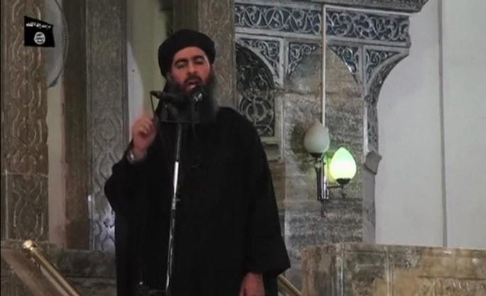 Iraq tử hình chị em gái của thủ lĩnh tối cao IS - Ảnh 1.