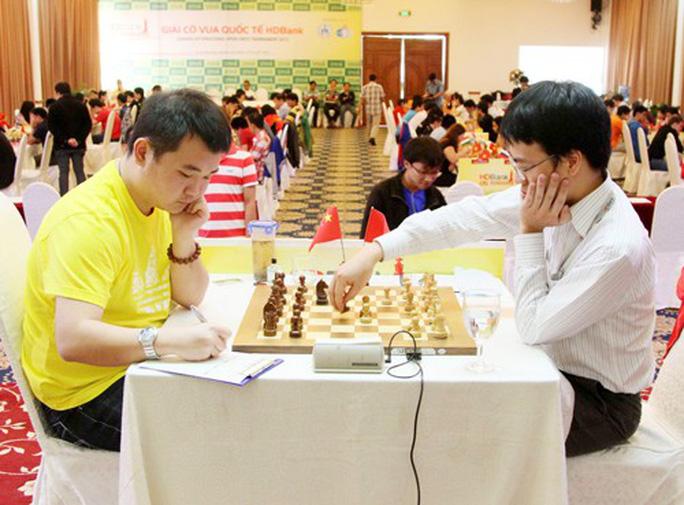 Lê Quang Liêm mơ ngôi vô địch HDBank thứ tư - Ảnh 1.