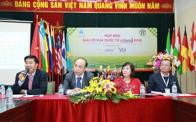 Lê Quang Liêm là hạt giống số 1 tại Giải Cờ vua HDBank 2018 - Ảnh 2.