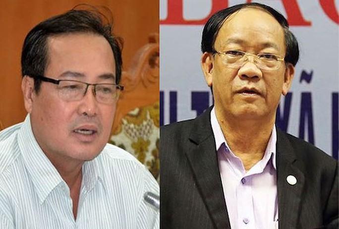 Thủ tướng kỷ luật cảnh cáo Chủ tịch, Phó Chủ tịch tỉnh Quảng Nam - Ảnh 1.