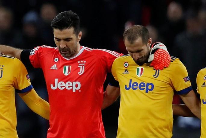 Chiellini dành chiến thắng cho người bạn quá cố Davide Astori - Ảnh 3.