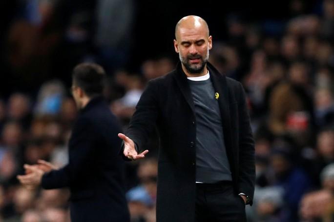Guardiola chê Man City nghèo nàn sau trận thua Basel - Ảnh 2.