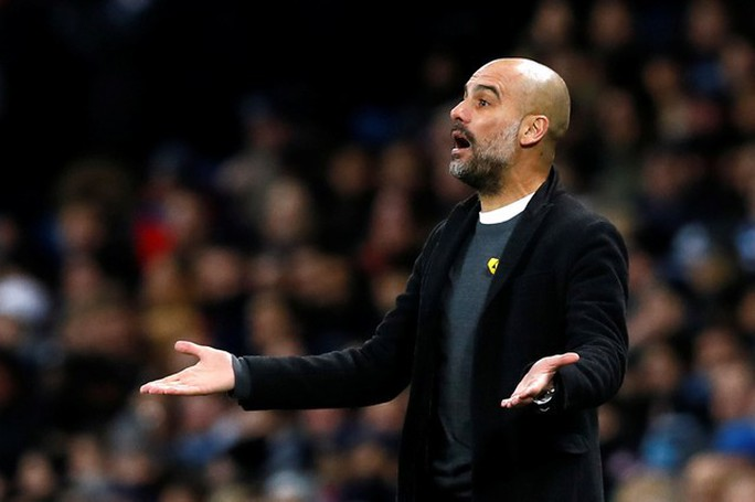 Guardiola chê Man City nghèo nàn sau trận thua Basel - Ảnh 3.