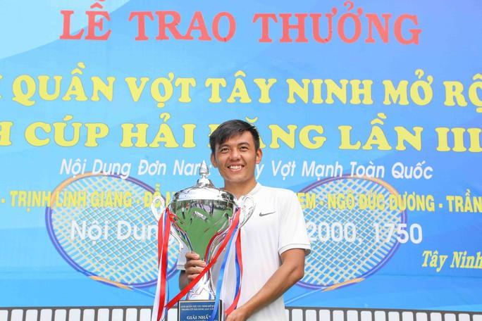 Giải Quần vợt Ngoại hạng mở rộng: Tiền thưởng cao kỷ lục! - Ảnh 3.