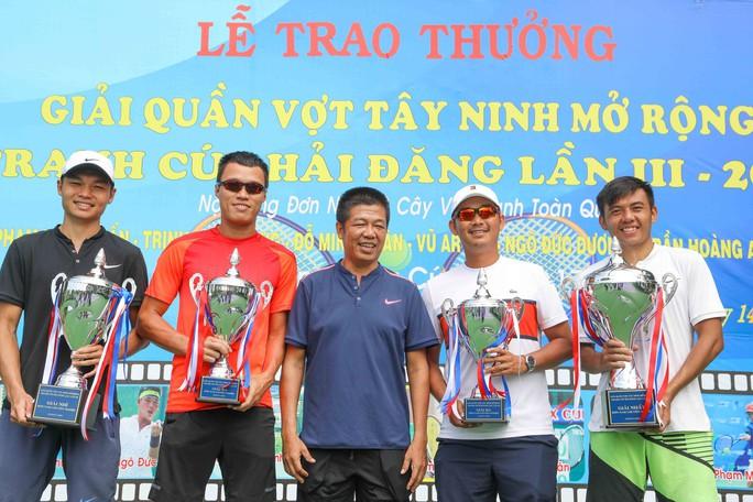 Giải Quần vợt Ngoại hạng mở rộng: Tiền thưởng cao kỷ lục! - Ảnh 2.