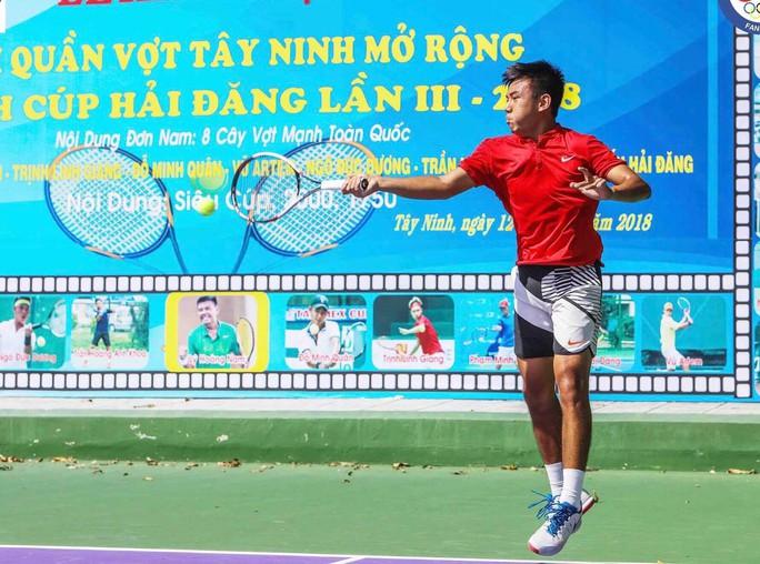 Giải Quần vợt Ngoại hạng mở rộng: Tiền thưởng cao kỷ lục! - Ảnh 1.
