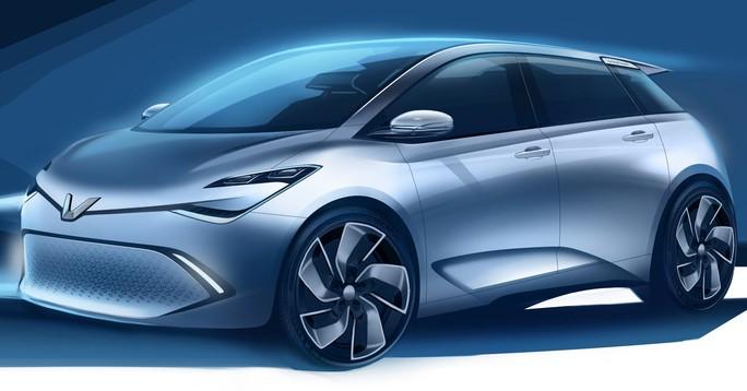VINFAST công bố 36 mẫu thiết kế ô tô chuẩn quốc tế - Ảnh 2.