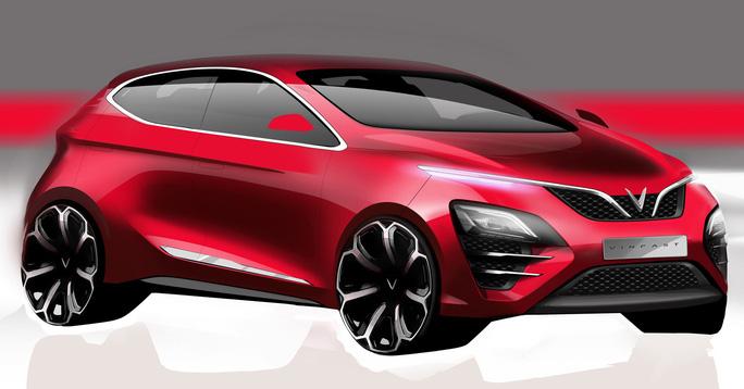 VINFAST công bố 36 mẫu thiết kế ô tô chuẩn quốc tế - Ảnh 3.