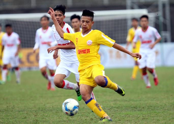 U19 SLNA thể hiện đẳng cấp, U19 Viettel hạ HAGL vào bán kết - Ảnh 3.