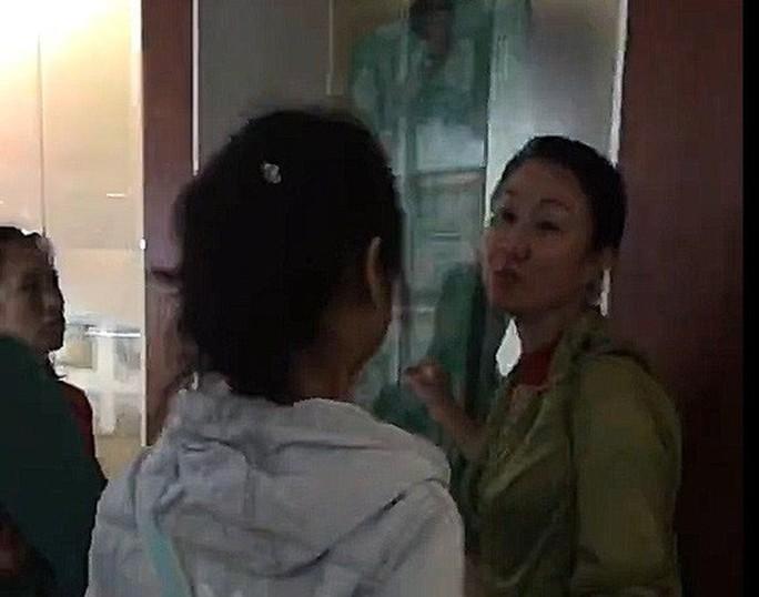Tìm được người phụ nữ Trung Quốc xuyên tạc lịch sử Việt Nam - Ảnh 1.