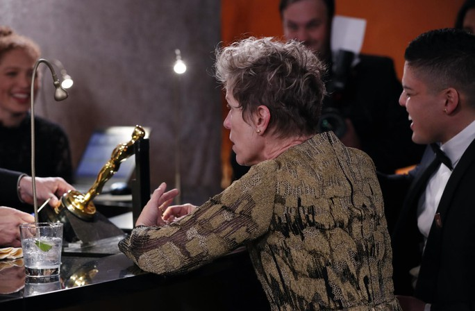 Nghi phạm trộm tượng Oscar bác bỏ tội danh - Ảnh 2.
