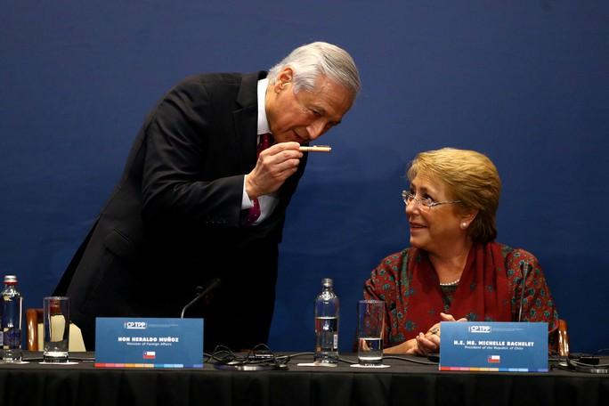 Tiết lộ hậu trường đàm phán CPTPP và yếu tố ngôi sao Chile - Ảnh 4.