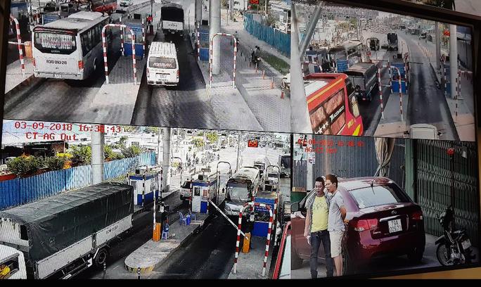 Tài xế bị phạt 150.000 đồng vì dừng xe quá 5 phút tại trạm BOT T2 - Ảnh 1.