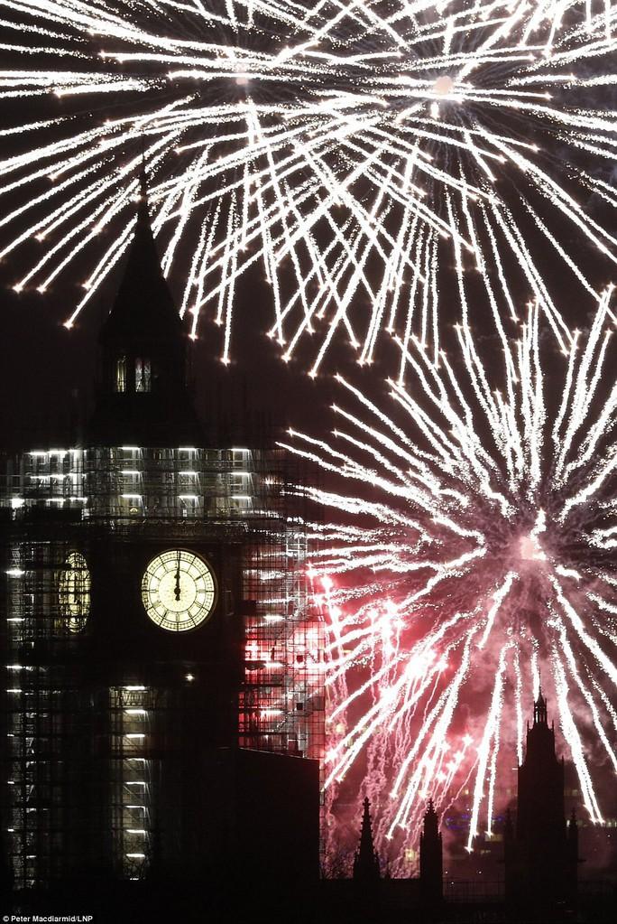 Các nhà lãnh đạo thế giới chúc năm mới - Ảnh 5.