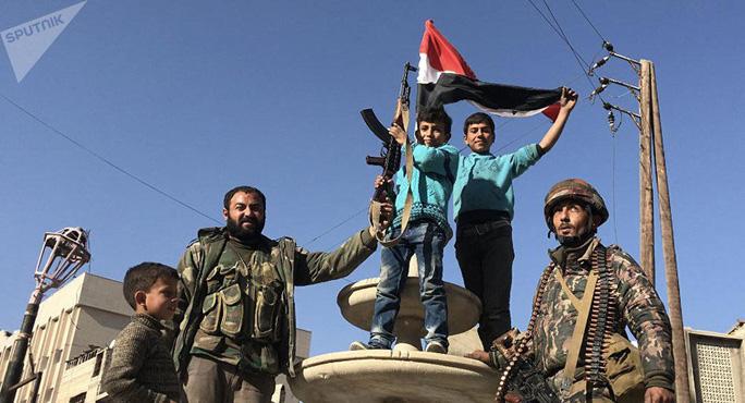 Thổ Nhĩ Kỳ chủ trì hội nghị về Syria - Ảnh 1.