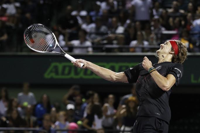 Zverev trước ngưỡng cửa danh hiệu vô địch đầu tiên năm 2018 - Ảnh 2.