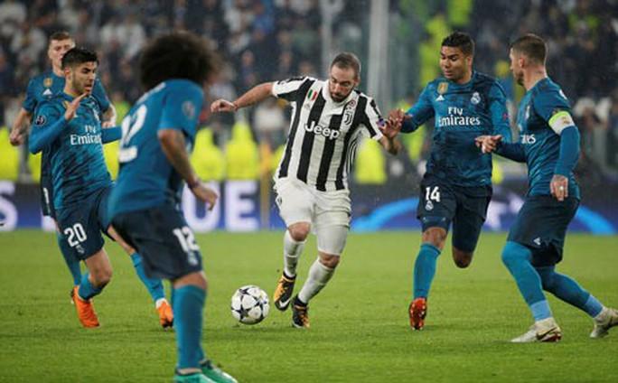 Juventus khó mơ vượt ải Bernabeu - Ảnh 1.