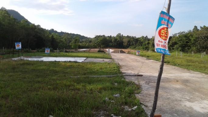 Mạnh tay xử lý sai phạm đất đai ở Phú Quốc - Ảnh 1.