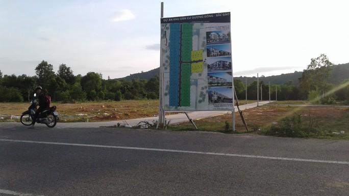 Xử lý nghiêm sai phạm đất đai ở Phú Quốc - Ảnh 1.