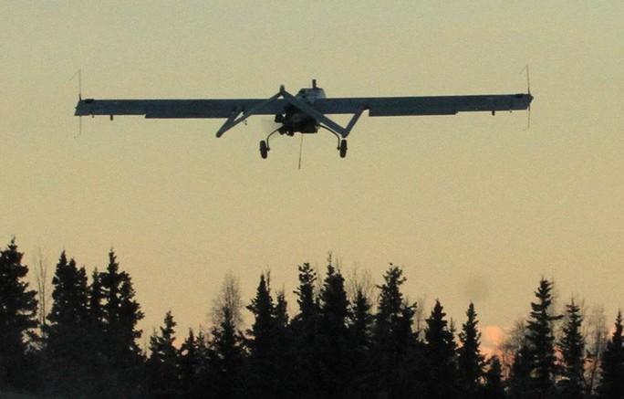 Nga phá máy bay không người lái Mỹ ở Syria? - Ảnh 1.
