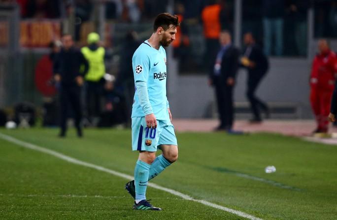 AS Roma gây địa chấn, đánh bại Barca trên đất Ý - Ảnh 5.