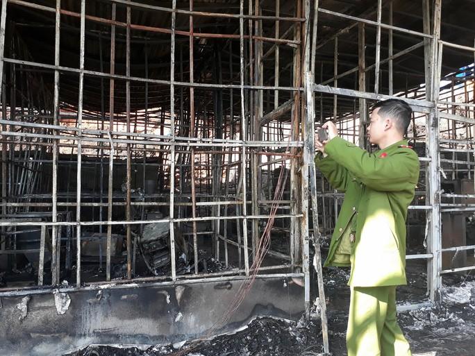 Cháy lớn tại Công ty Sâm Ngọc Linh Đà Lạt - Ảnh 4.