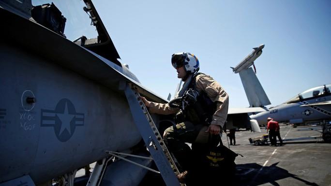 Châu Âu cảnh báo nguy cơ Syria bị không kích - Ảnh 1.