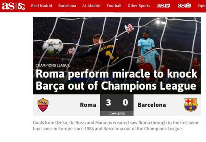Truyền thông thế giới sốc nặng với thất bại của Barcelona - Ảnh 5.