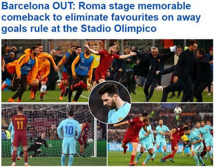 Truyền thông thế giới sốc nặng với thất bại của Barcelona - Ảnh 7.