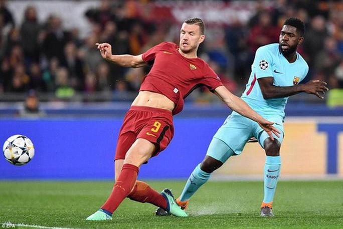 Truyền thông thế giới sốc nặng với thất bại của Barcelona - Ảnh 1.
