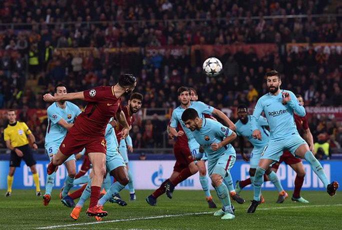 Truyền thông thế giới sốc nặng với thất bại của Barcelona - Ảnh 3.