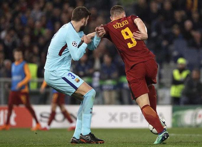 Truyền thông thế giới sốc nặng với thất bại của Barcelona - Ảnh 2.