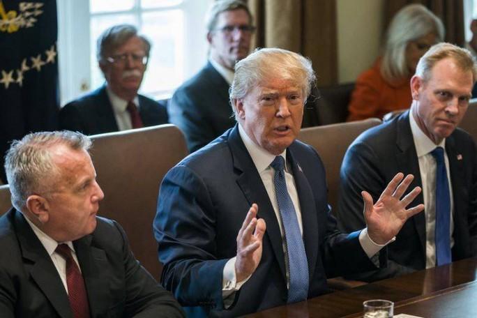 """Tổng thống Donald Trump: """"Cuộc tấn công Syria có thể không diễn ra sớm"""" - Ảnh 1."""