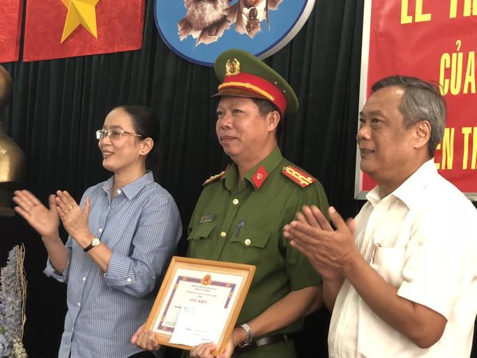 Thiếu tướng Phan Anh Minh nói về bài học xử cho vay nặng lãi - Ảnh 6.