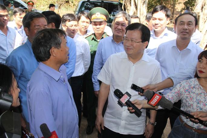 Phó Thủ tướng thị sát vùng sẽ giải tỏa trắng để xây sân bay Long Thành - Ảnh 3.
