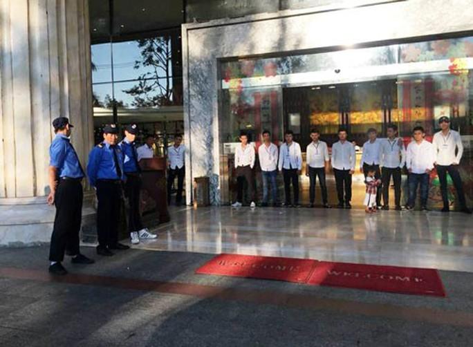 Thu giữ tài sản khách sạn Bavico Nha Trang bất thành  - Ảnh 1.