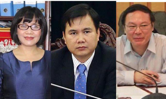 Thủ tướng Nguyễn Xuân Phúc bổ nhiệm 3 tân Thứ trưởng - Ảnh 1.