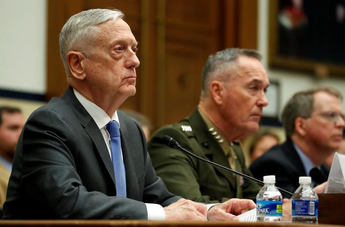 Khó đảo ngược kế hoạch tấn công Syria của Mỹ - Ảnh 1.