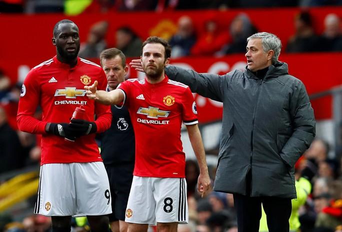 Mourinho không chắc suất đá chính cho Rashford và Martial - Ảnh 3.