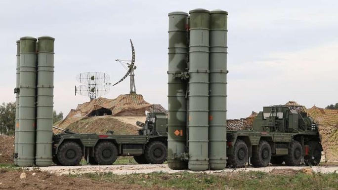 russia's s-400 in syria credit russian defense ministry