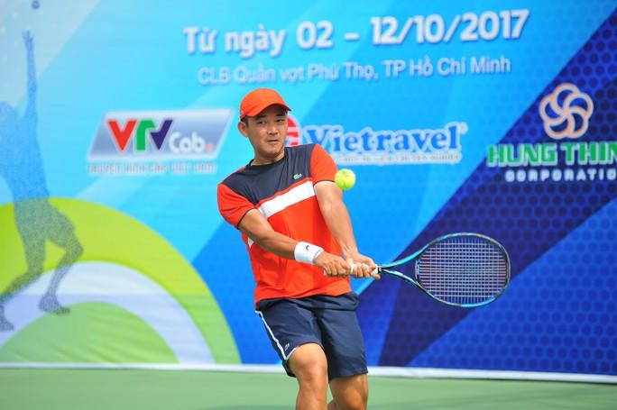 Lý Hoàng Nam tranh tài tại VTF Pro Tour II - 2018 - Ảnh 4.
