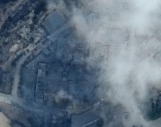 Chi tiết tình trạng các mục tiêu tại Syria sau cuộc không kích của Mỹ - Ảnh 5.