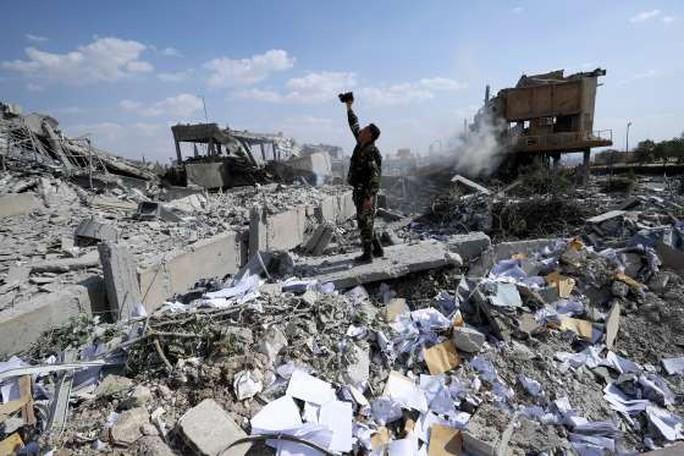 Người phát ngôn lên tiếng trước những diễn biến mới nhất ở Syria - Ảnh 2.