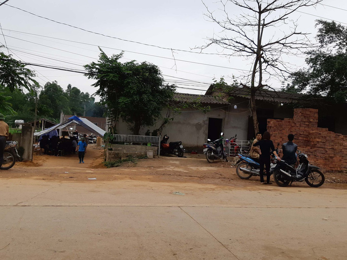Bắt được nghi phạm sát hại dã man bé trai 8 tuổi ở Vĩnh Phúc - Ảnh 1.