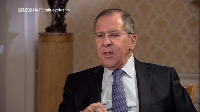 """Nga tuyên bố không làm xáo trộn hiện trường """"vụ tấn công hóa học"""" ở Syria - Ảnh 1."""