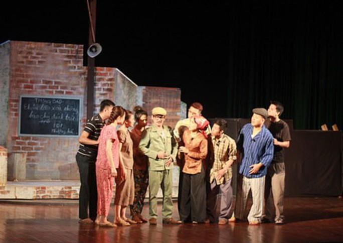 Xem kịch Lưu Quang Vũ của Nhà hát Tuổi Trẻ tại TP HCM - Ảnh 1.