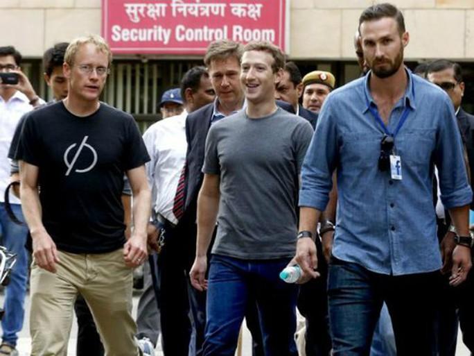 Facebook tốn hàng triệu USD bảo vệ Mark Zuckerberg mỗi năm - Ảnh 2.